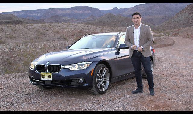 BMW 328i Touring (2015) - C