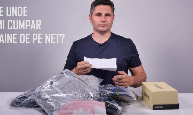 De unde imi cumpar haine de pe net - C&Y