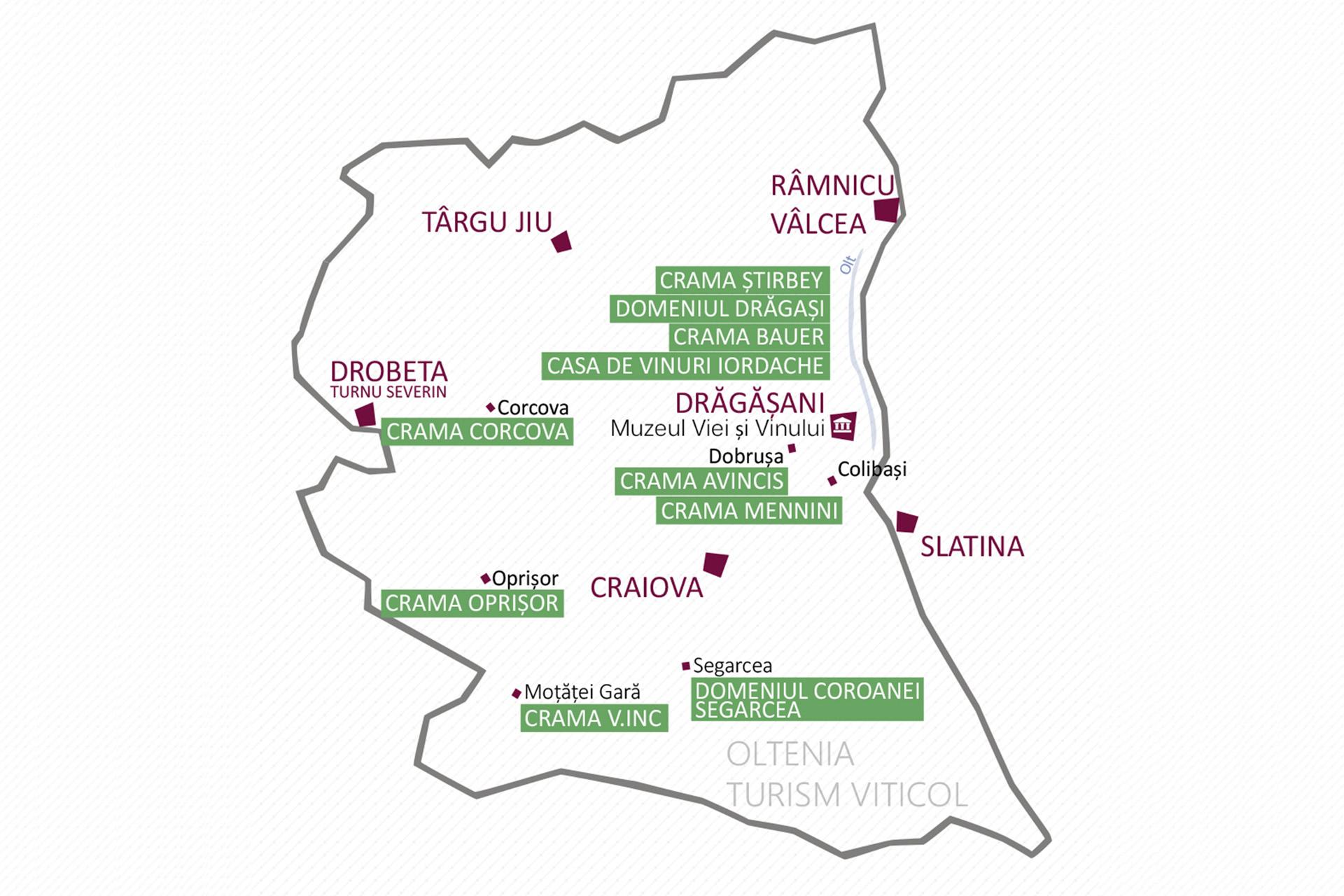 Harta Cramelor Din Romania Unde Poți Merge In Vacanță Cavaleria Ro